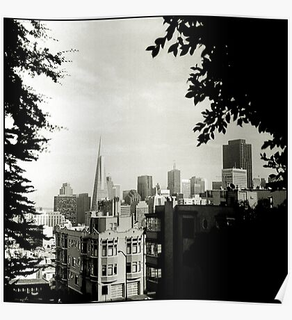 From Russian Hill Poster
