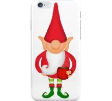 Standing Christmas Elf iPhone Case/Skin