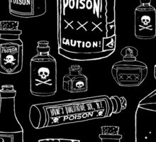 poison Sticker