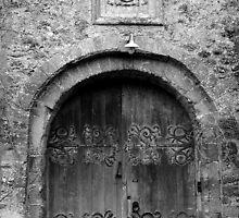 Castle Door  by wildone