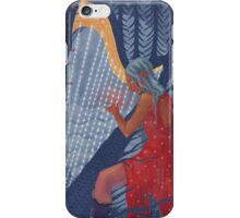 and the world was a song iPhone Case/Skin