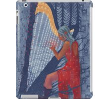 and the world was a song iPad Case/Skin