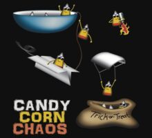 Candy Corn Chaos by Starzraven