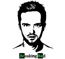 Breaking Bad Jesse Photographic Print