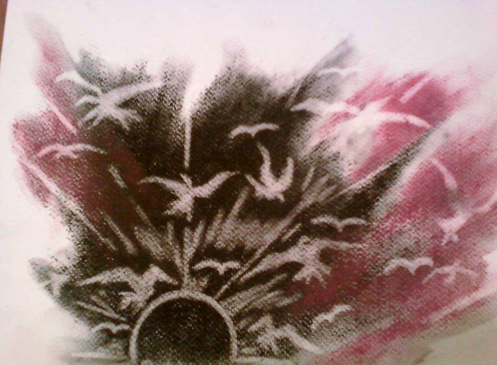 the Din of Celestial Birds 3 F.S. by Decembersend