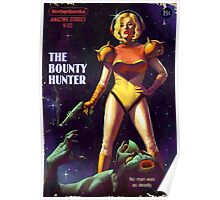 The Bounty Hunter Poster