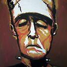 Frankenstein by Mitch Adams