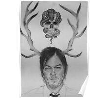 Norman Reedus , Daryl Dixon / TWD Poster