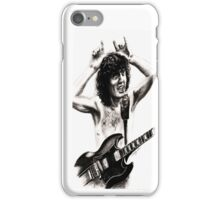 Angus Young iPhone Case/Skin