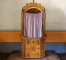 Confessional by Brendon Perkins