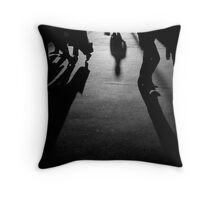 Paris, this evening (2) Throw Pillow