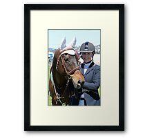 My Pony Calendar - 2011 Royal Hobart Show - Pic 3 Framed Print