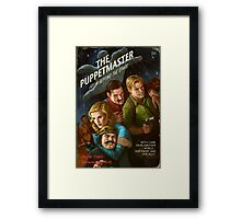 The Puppetmaster Framed Print