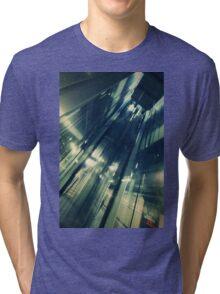 Retro Metro  Tri-blend T-Shirt
