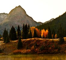 Needles Peak - San Juans, Colorado by Susan Humphrey