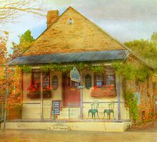 The Knife Shop - Hahndorf, The Adelaide Hills, SA by Mark Richards