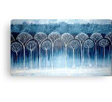 Secret of Kells forest  Canvas Print