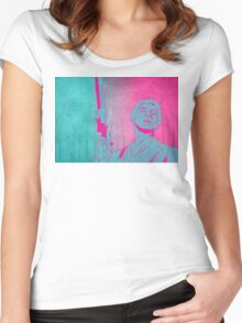Miami Tony Women's Fitted Scoop T-Shirt