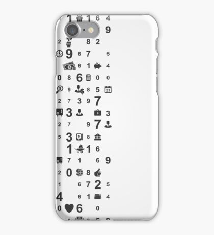 Figure business iPhone Case/Skin
