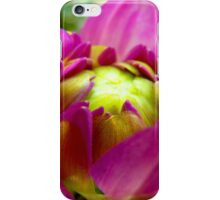 VIBRANT DAHLIA - IPHONE CASE iPhone Case/Skin