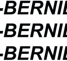 1-800 BERNIE2016 Sticker