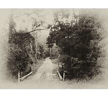 Lazymans bridge Photographic Print