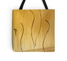 I Crash Landed on a World of Dancing and Entanglement Tote Bag