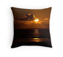 A SUNSET TO REMEMBER~ Throw Pillow