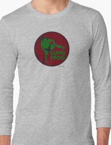 THE SUMO FROG Long Sleeve T-Shirt