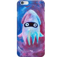 Pink and Blueper iPhone Case/Skin