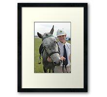 My Pony Calendar 2011 - Royal Hobart Show Tasmania - No 5 Framed Print