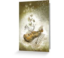 Ailes Greeting Card
