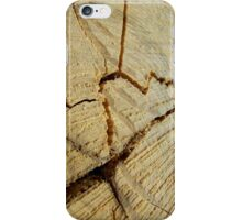 CHOPPED WOOD - IPHONE CASE iPhone Case/Skin