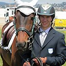 My Pony Calendar 2011 - Royal Hobart Show Tasmania - No 7 by PaulWJewell