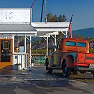 Roadside Diner, Sonoma, California by Brendon Perkins