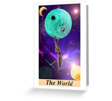 The World Greeting Card