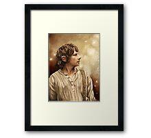 Bilbo The Hobbit Framed Print