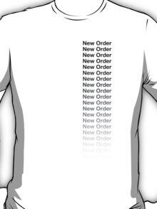 New Order New Order New Order  T-Shirt