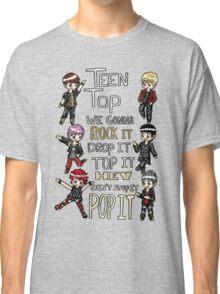Teen Top- Rocking Classic T-Shirt