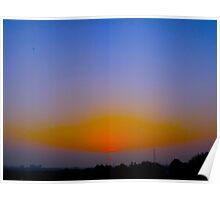 Spyhole Sun Poster