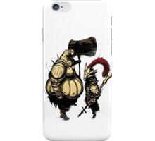 Ornstein & Smough - Dark Souls iPhone Case/Skin