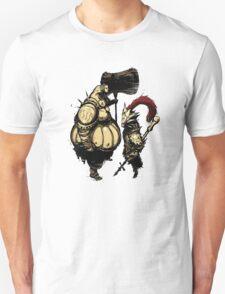 Ornstein & Smough - Dark Souls T-Shirt