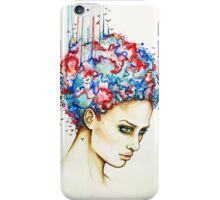 Mental flooding iPhone Case/Skin