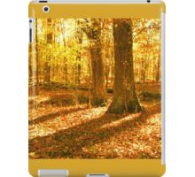 """""""Color Me Fall, 2""""... prints and products iPad Case/Skin"""