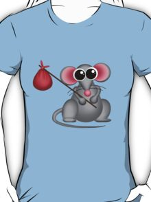 Moving Mouse T-Shirt