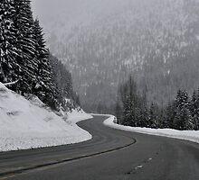 Stevens Pass by richchop