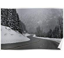 Stevens Pass Poster