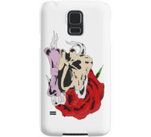 Ribbon Skull Samsung Galaxy Case/Skin