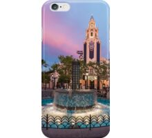 Carthay Circle Sunset iPhone Case/Skin