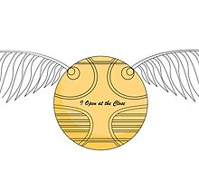 The Golden Snitch by ObscureM